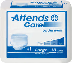 Adult Absorbent Underwear Attends®