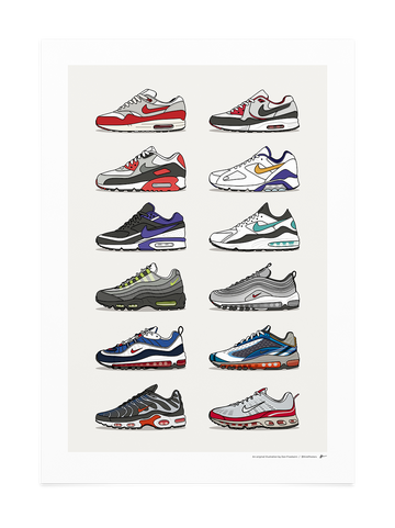 Air Max Icons Collection