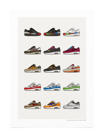 outlet store 927e4 cc82e Air Max 1 Master Collection