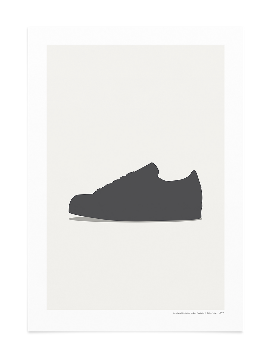 Bespoke Sneaker Poster<BR>*CURRENTLY UNAVAILABLE*