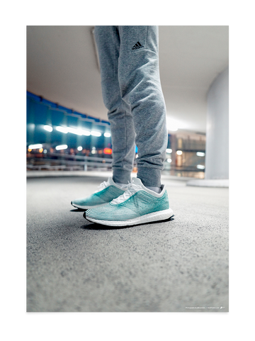 Parley Ultra Boost <br>by @hypetobs