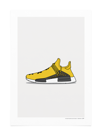 Hu NMD OG Yellow