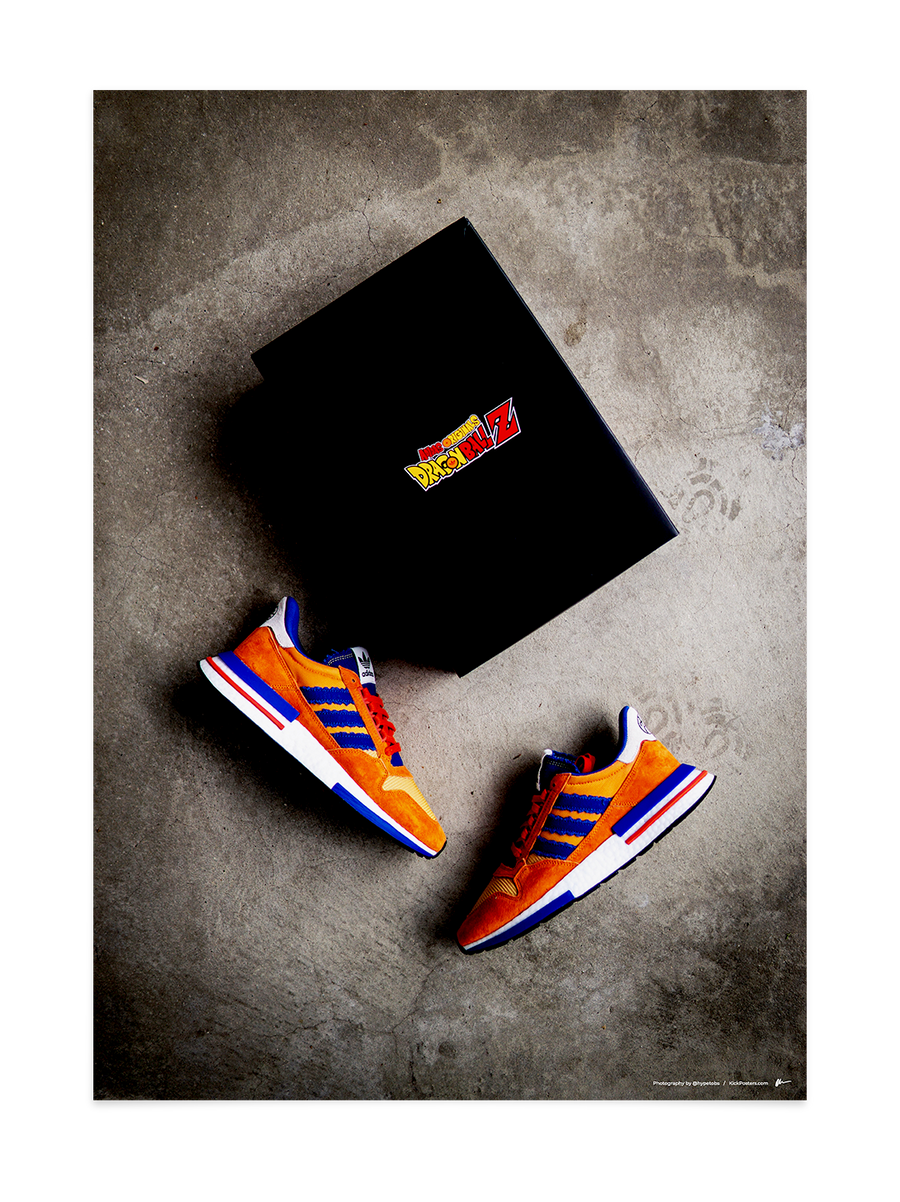 ZX 500 Goku<br>by @hypetobs