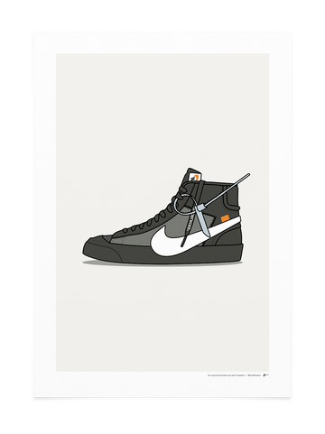 Off-White Air Max Blazer Black