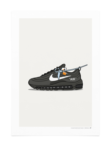 Off-White Air Max 97 Black