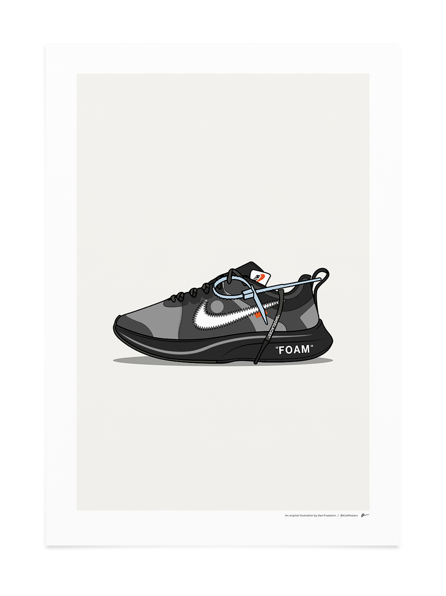 Off-White Zoom Fly Black