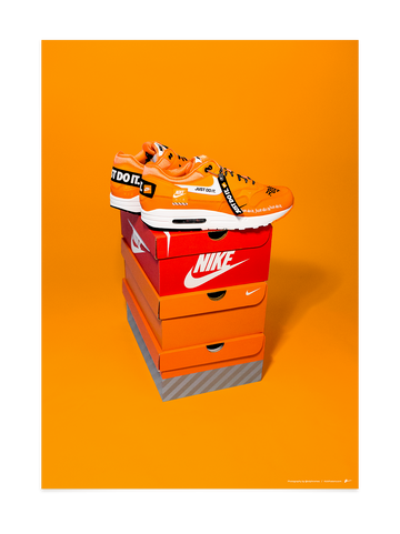 Air Max 1 - Just Do It<br>by @ralphromeo