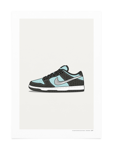 Diamond Tiffany Dunk
