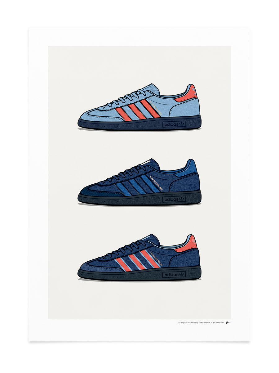 Triple Manchester SPZL<br>★ NEW ★