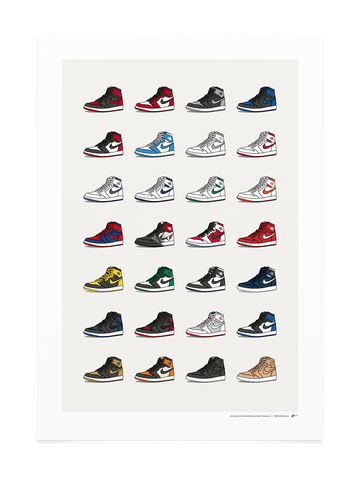 Ultimate Jordan 1 Collection