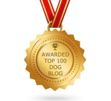 4-legger awarded top 100 dog blog