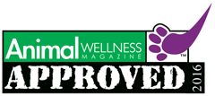 4-Legger Animal Wellness Magazine Approved