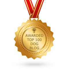 4-Legger Earns Top 100 Dog Blog Award