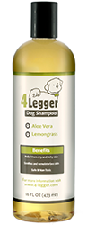 4-Legger Aloe and Lemongrass is hypoallergenic