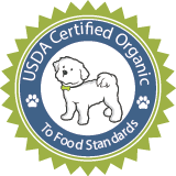 Certified Organic Dog Shampoo