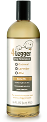 4-Legger Certified Organic with Oatmeal and Lavender