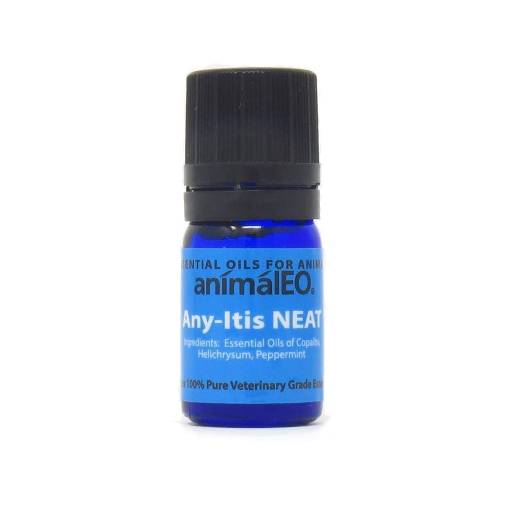 Any-Itis Neat to reduce inflammation in dogs with essential oils by animalEO