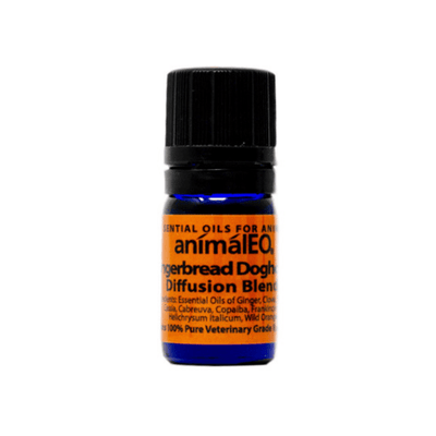 Gingerbread Doghouse animalEO Pet safe essential oil diffusion blend