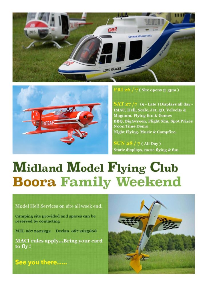 Midlands Model Flying Club Fun Fly