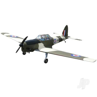 Seagull DHC-1 Chipmunk 1/5 Scale 20cc Green (SEA-304G)