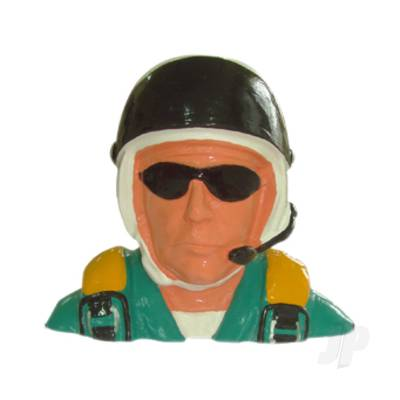 Scale Pilot Sports Green (Painted) P117