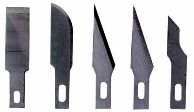 Maxx No1 + 3 Assorted Blades (5) 33005
