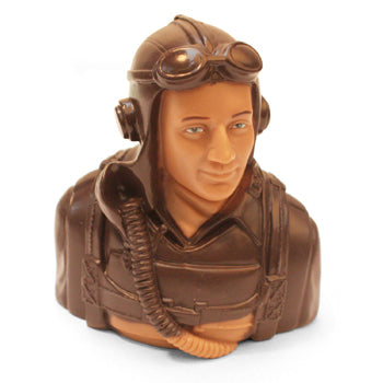Scale Pilot 1/5 Brown