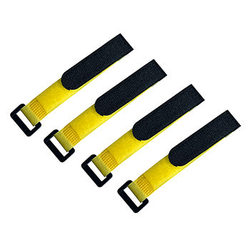 Battery Strap Set (4) 20mm x 300mm