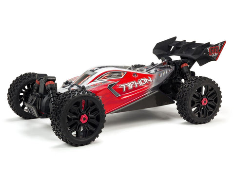 ARRMA Typhon 3S BLX 4WD Speed Buggy ARTR ( No Battery or Charger Included )