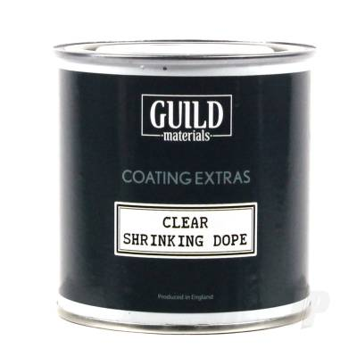 Clear Shrinking Dope (250ml Tin)