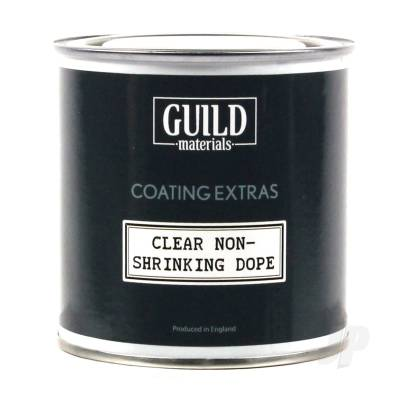 Clear Non Shrinking Dope (250ml Tin)