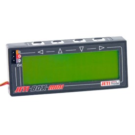 Jeti Box Mini Radio Control System
