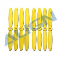MP05031E 5045 Propeller - Yellow Model Heli Services
