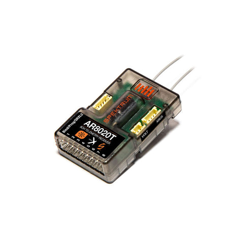 Spektrum AR8020T 8 Channel Telemetry Receiver