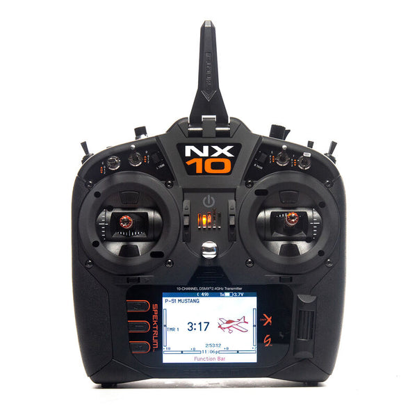 Spektrum NX10 10-Channel Transmitter Only