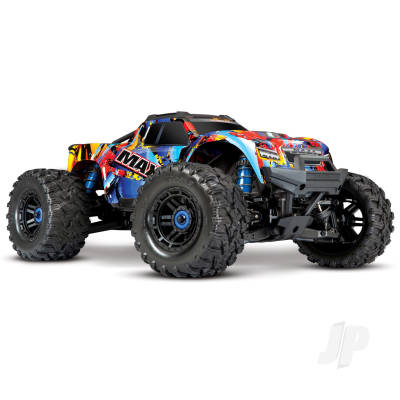 Traxxas Rock N Roll Maxx 1:10 4X4 Brushless RTR Monster Truck (No Batt or Charger Included)