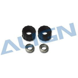 H50098T Torque Tube Bearing Holder Set - T-Rex 500