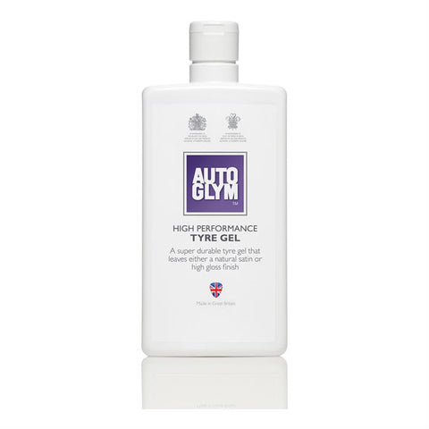 Autoglym High Performance Tyre Gel 500ml Ireland