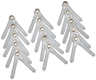 Pivot Point Hinges - Small (Pk15) Model Heli Services