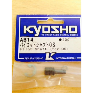 Kyosho AB14 Pilot Shaft ( for OS )