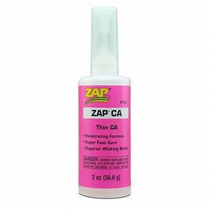 Zap PT07 Zap CA 2oz (Thin)