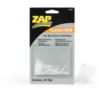 ZAP PT21 Flexi-Tips Ca Applicators (24)
