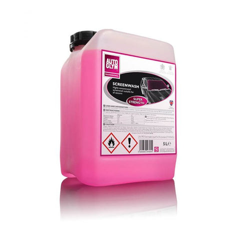 Autoglym Screenwash Super Strength 5L
