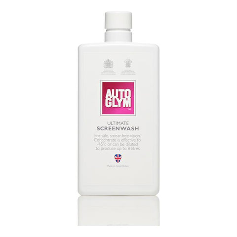 Autoglym Ultimate Screenwash 500ml Ireland