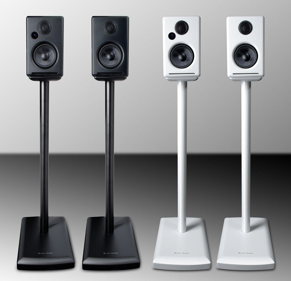 WS30 Speaker Stands Modern Speakers