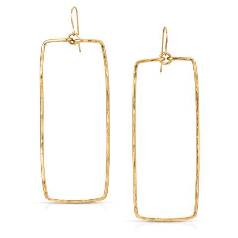 Alingo Rectangle Earrings