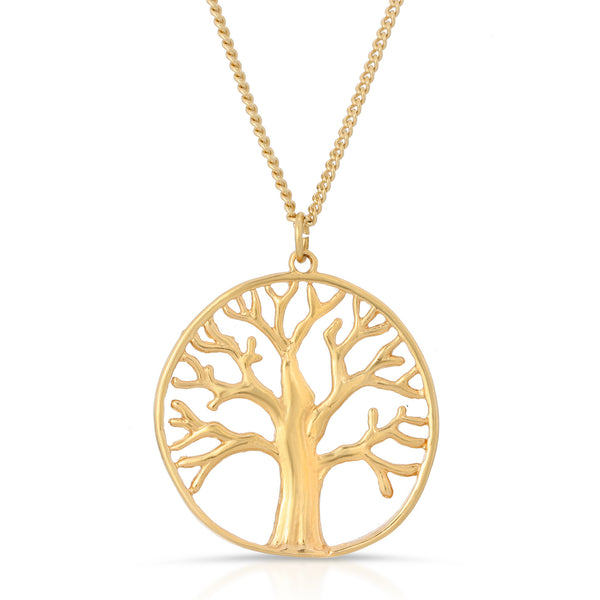 Malika Tree of Life Necklace