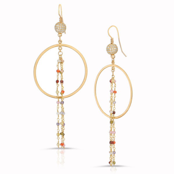 ROZALLA Drip Drop Earrings
