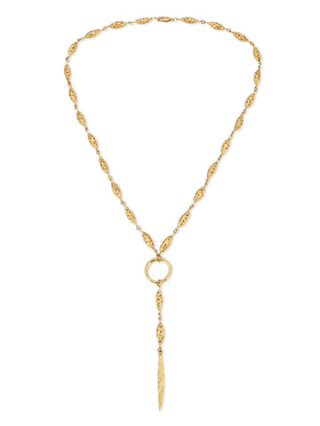 Lome Y Drop Lariat Necklace