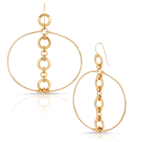 LUSAKA TriBL Earrings